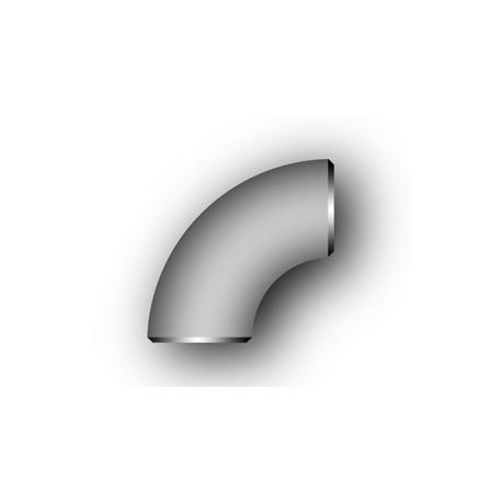 Rohrbogen EN10253-1 Typ A Bauart 3 90° 60,3x2,9 S235/P235TR1