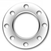 Lose Flansche  & glatte Bunde DIN 2642 / DIN 2673 bzw. EN1092-1 Typ 02 PN 10