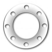 Glatte Flansche DIN2573 bzw. EN1092-1 Typ 01 PN6